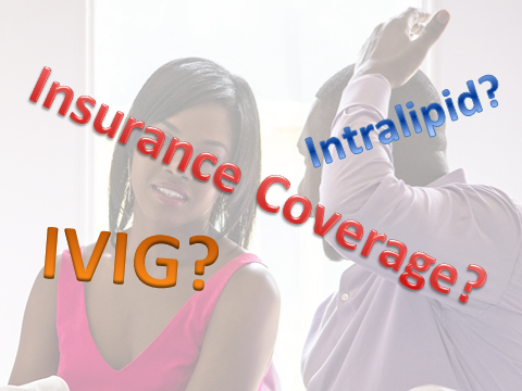 Insurance Coverage IVIG vs Intralipid